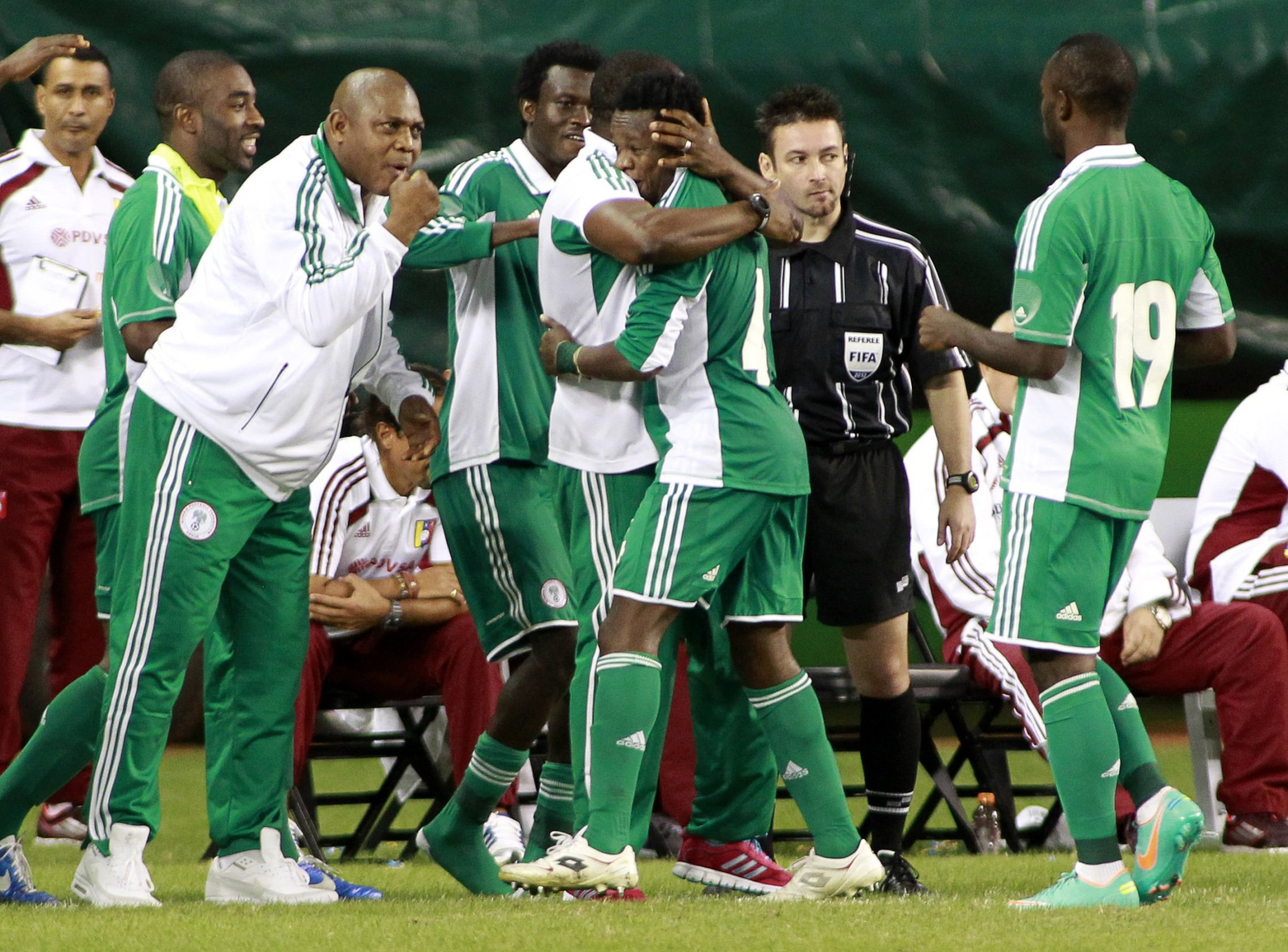 The Super Eagles and the New Approach