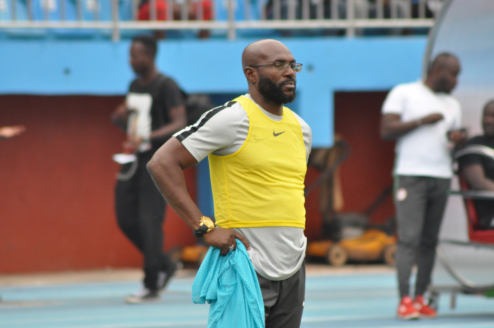 Eagles fail to sparkle in 3-1 win over Seychelles