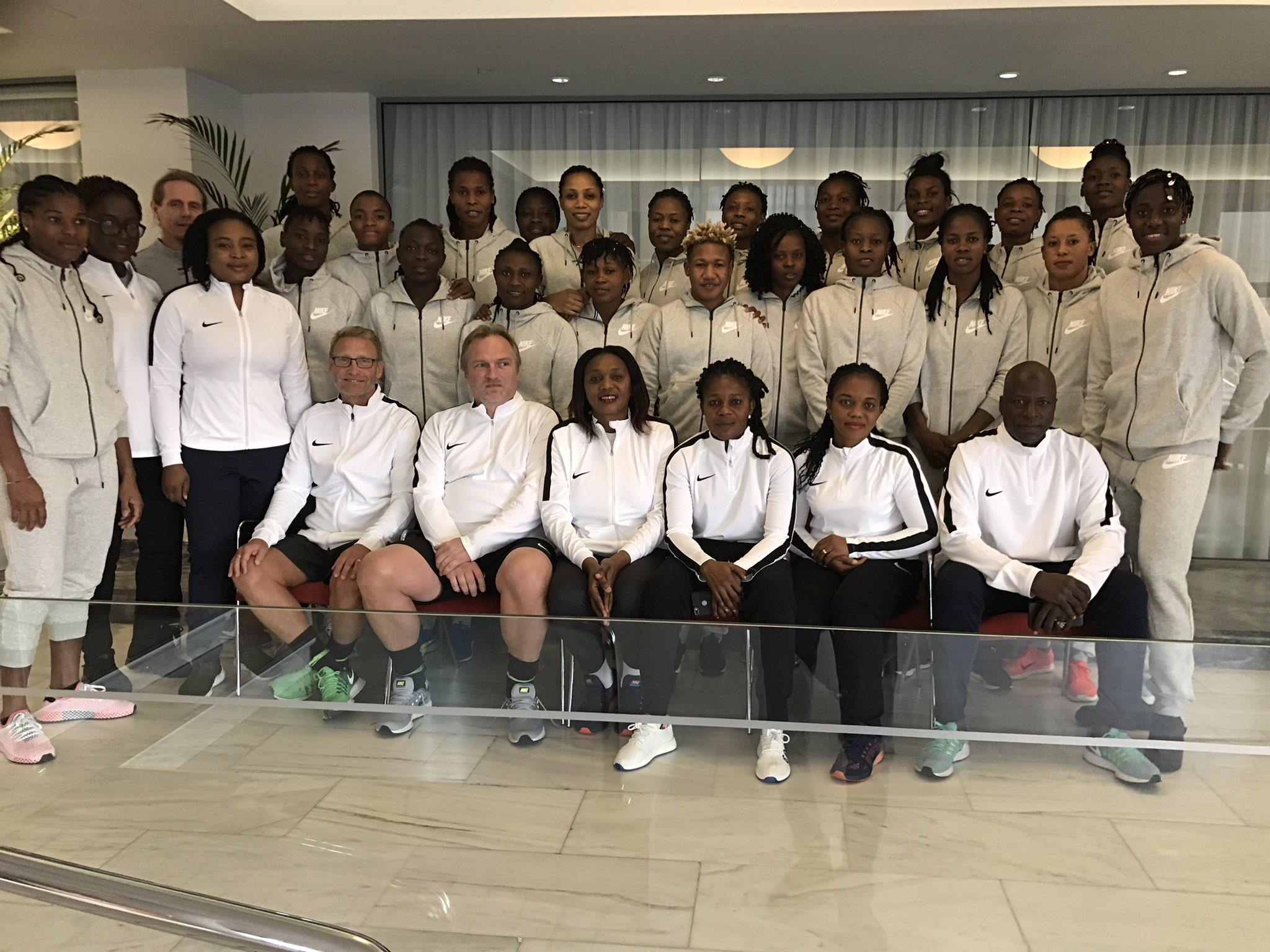 Ahead France 2019: Super Falcons in Spain for two games