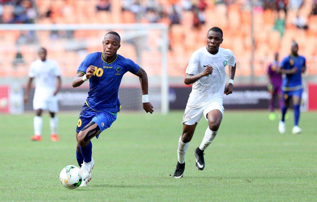 U17 AFCON: Eaglets edge Serengeti Boys 5-4 in opener