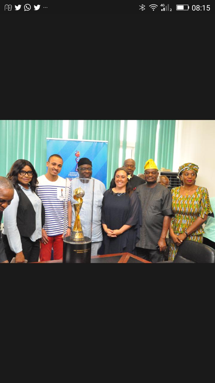 AFCON 2019: Eagles to play Guinea, Madagascar, Burundi