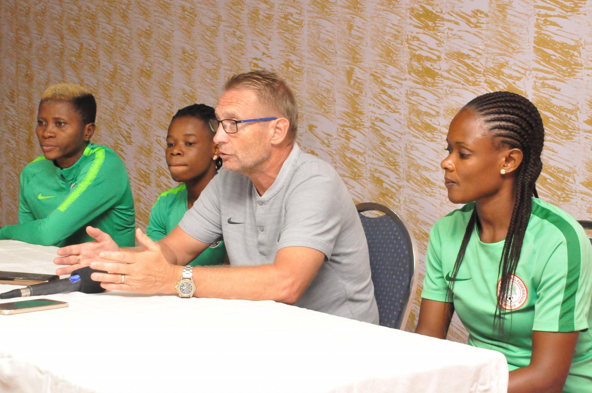 Falcons will suffer no mental block at World Cup – Dennerby