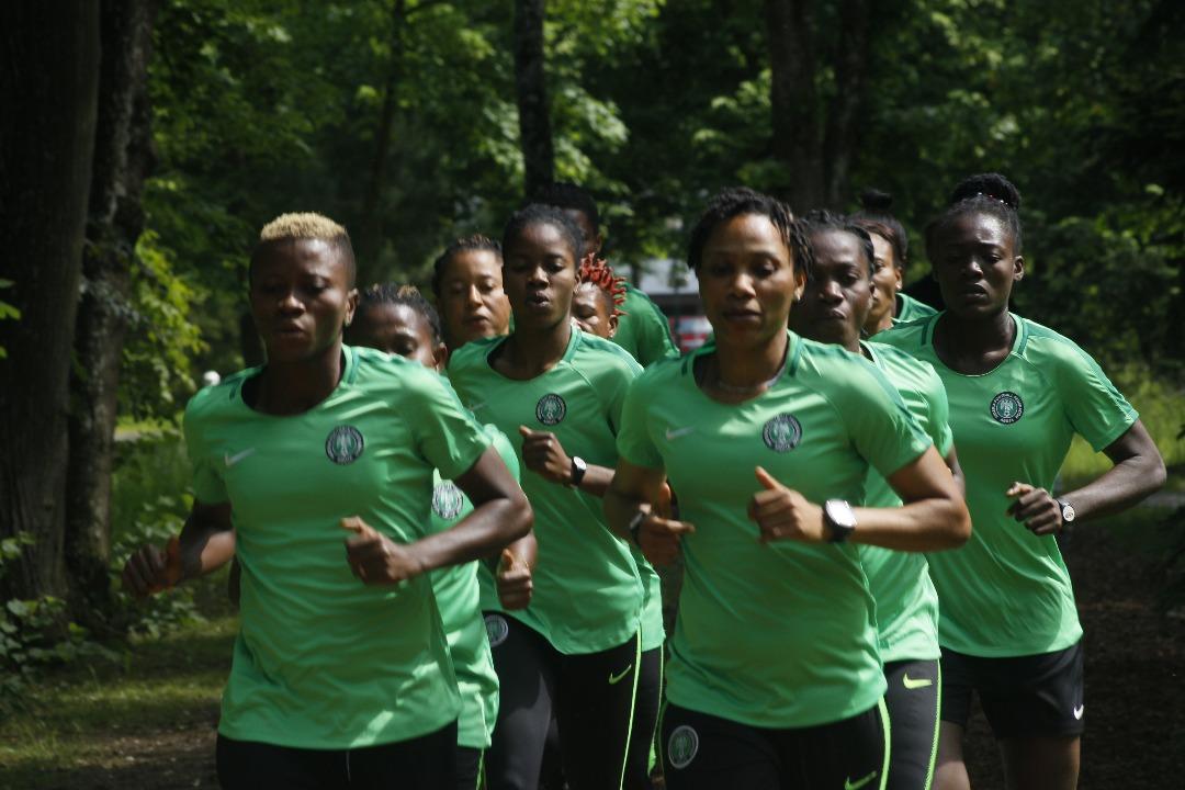 France 2019: Ebi, Oparanozie, Oshoala, 20 others in Nigeria's final squad