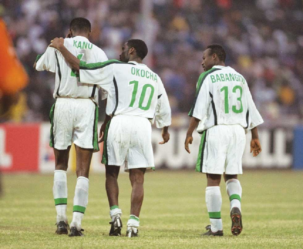 AFCON 2019: NFF appoints Okocha, Kanu, Babangida as scouts, motivational figures