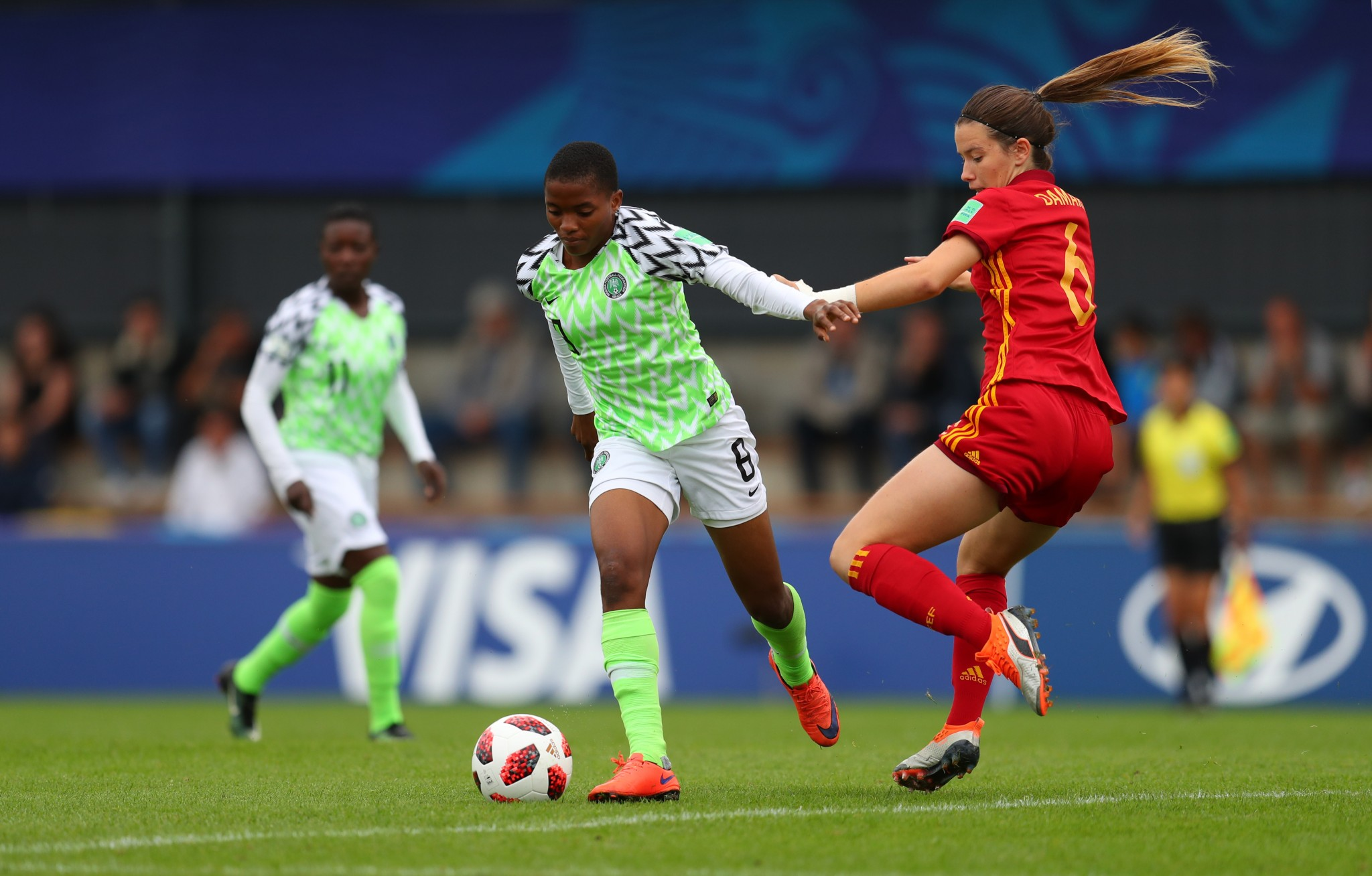 12th AAG: Falconets to tackle South Africa, Cameroon