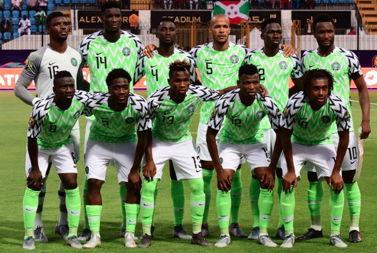 Super Eagles pick three points off Burundi