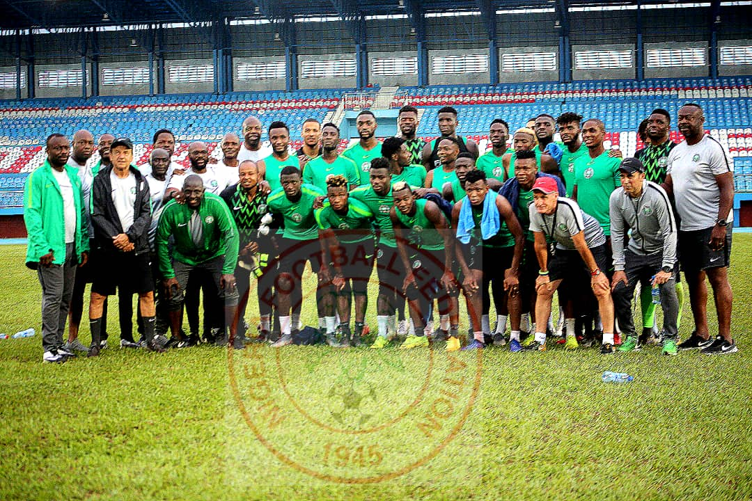 Eagles battle-ready for Warriors in Asaba