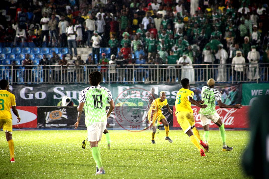 Eagles, Warriors end it 0-0 in sendforth friendly